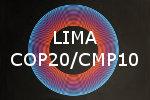 Logo COP 20 in Lima/Peru